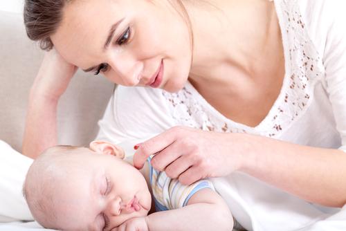 Как быстро уложить спать малыша