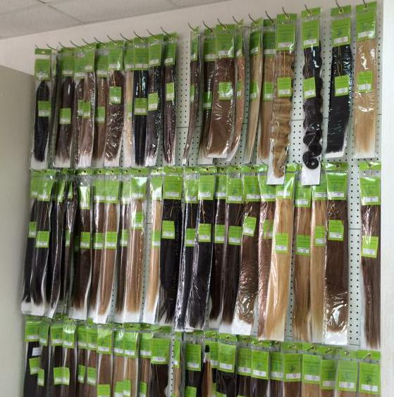 Как купить волосы