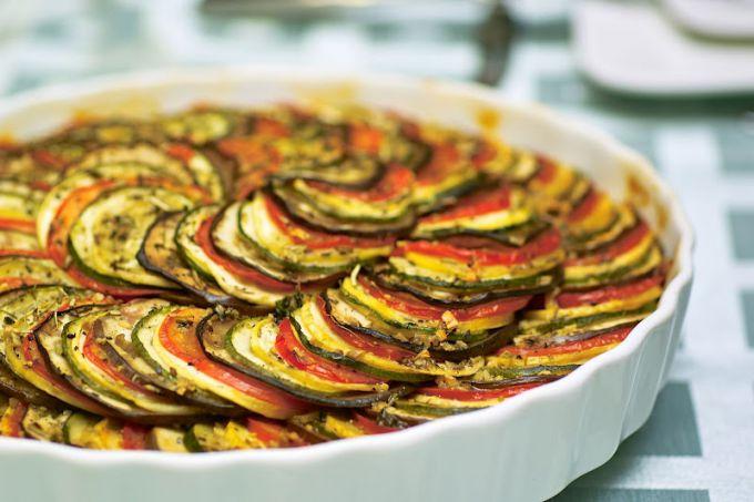Как приготовить блюда рататуй