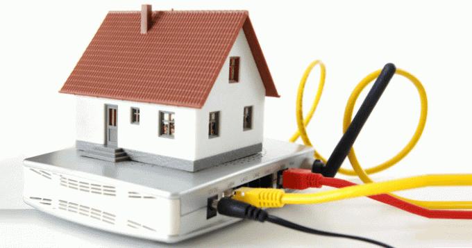 Как подключить интернет-соединение  в частный дом