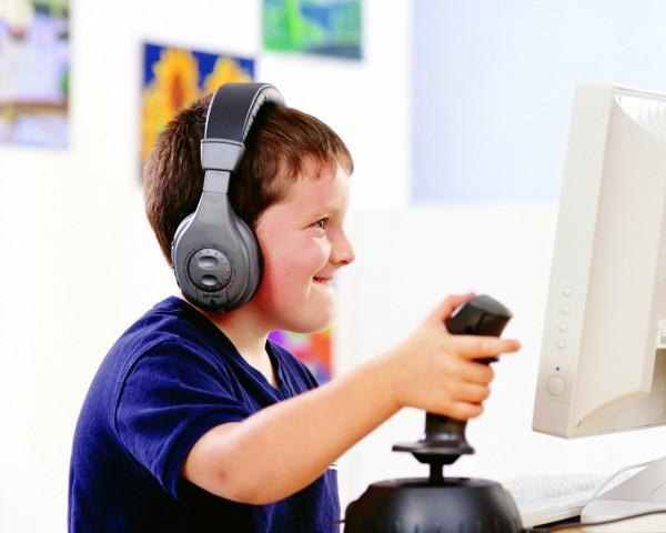 Как влияют на детей компьютерные игры