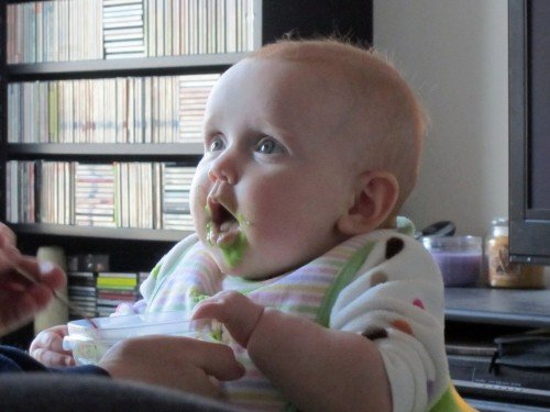 Ребенку исполнился годик? Самое время менять рацион питания