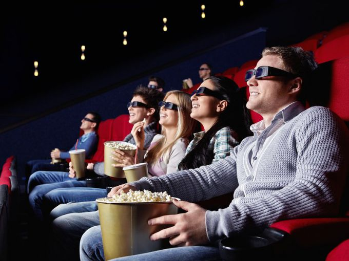 Опасности в кинотеатре