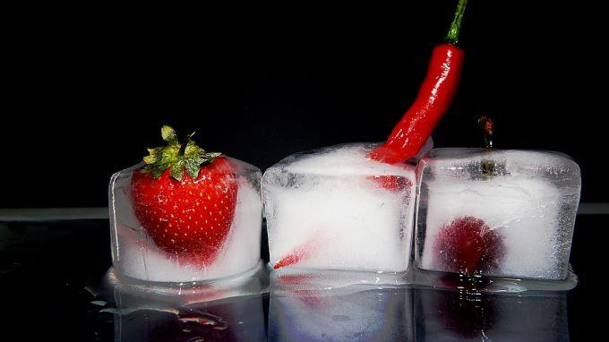 Что можно приготовить из замороженных ягод, овощей и фруктов