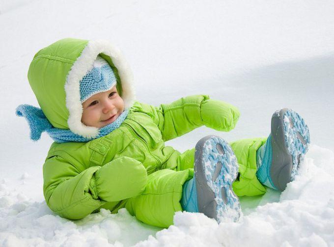 Какую зимнюю обувь выбрать для ребенка от 1 до 5 лет