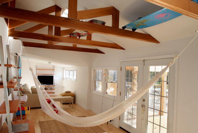 ZEN hammocks. Как повесить гамак в квартире