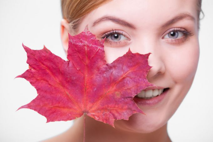 How to choose a face cream for autumn skin care