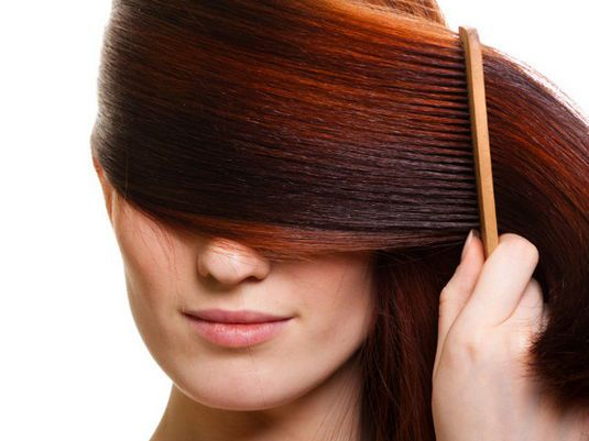 The main advantages of hair colors made by own hands