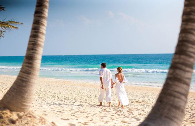 Несколько вариантов, как можно провести медовый месяц