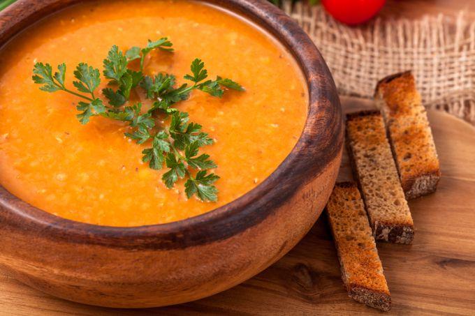 как приготовить морковный суп