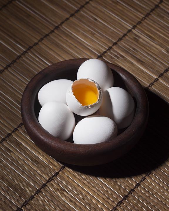 Face masks for egg yolk