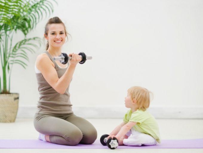 Как привести себя в порядок после родов