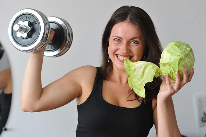 Как правильно организовать свое питание во время тренировок