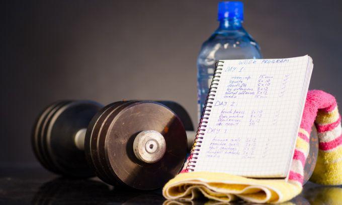 Как правильно организовать свои тренировки: с чего начать