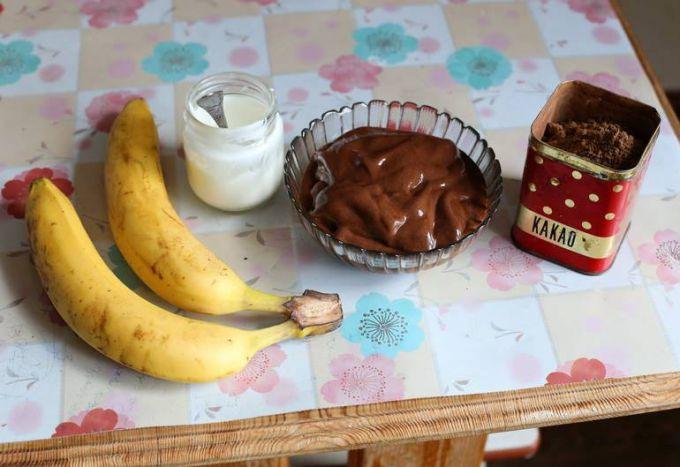Как сделать диетическое мороженое