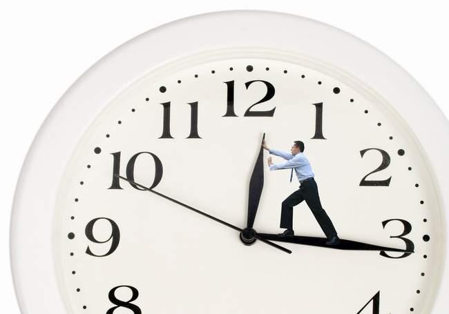 Законы экономии времени