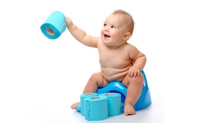 Приучение ребенка к горшку: как быстро это сделать