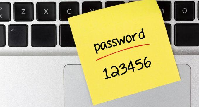 как придумать пароль