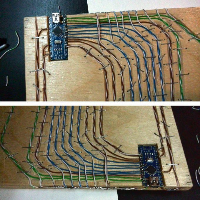 Подключаем Arduino