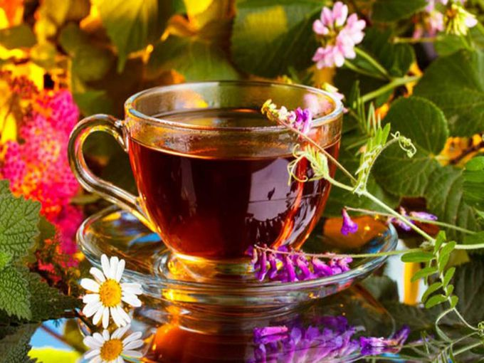 Как приготовить чай из трав