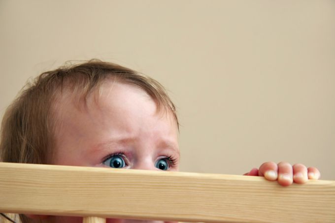 Как справиться с детскими страхами