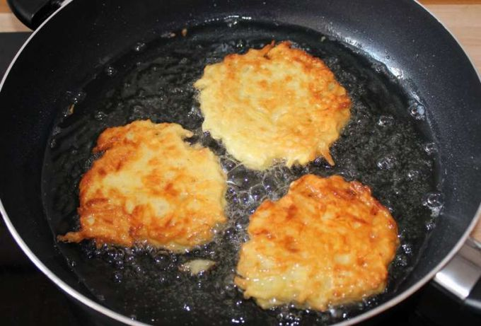 вкусные драники картофельные рецепт с фото пошагово
