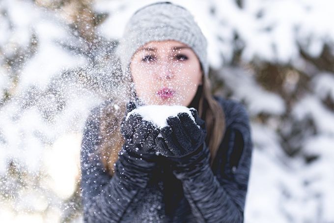 How to protect the skin from colds