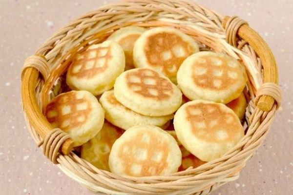 Быстрое и вкусное печенье на сковороде