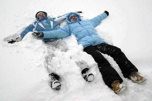 Как согреть ноги в мороз