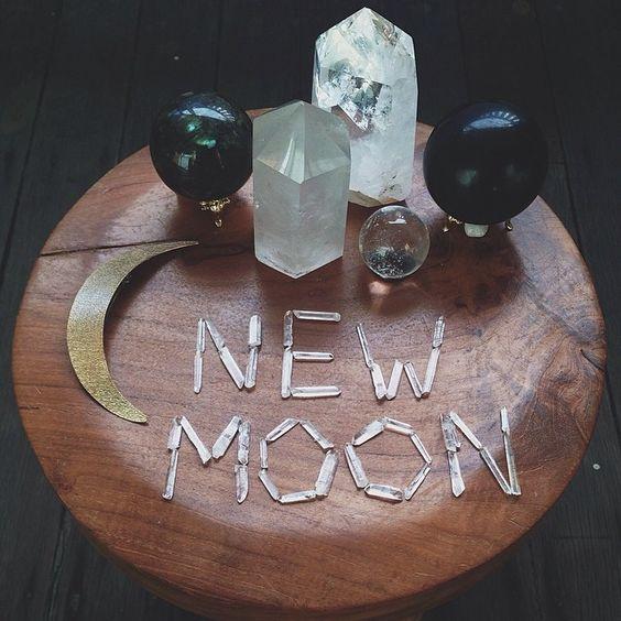 Ритуалы на новолуние
