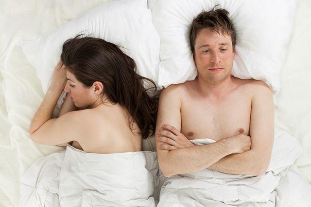 Почему мужчина не кончает — Секс