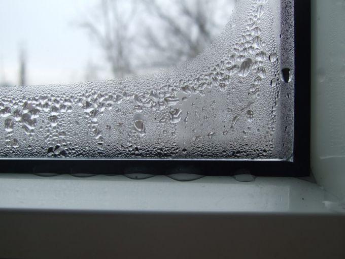 Почему потеют пластиковые окна в доме