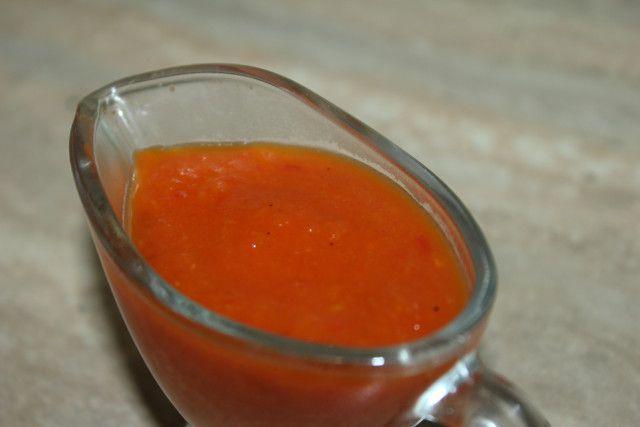 Как готовить постные соусы