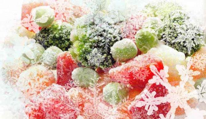 Как выбирать зимой продукты в пищу, чтобы защититься от простуды и гриппа