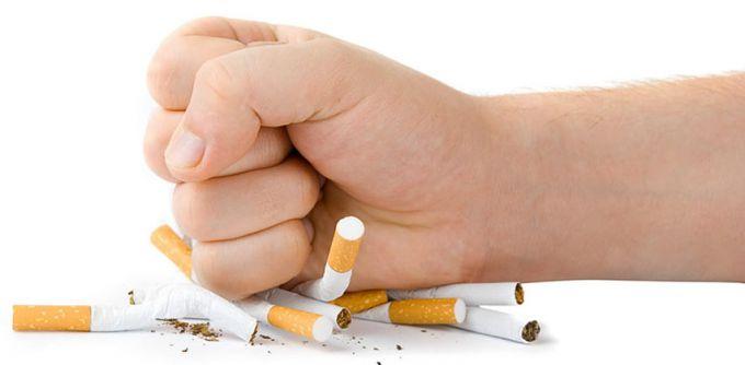 Как бросить курить за 2 минуты