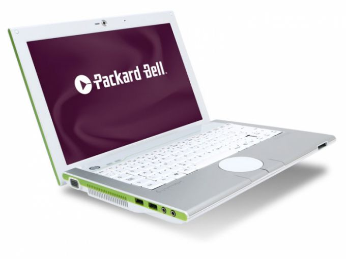 Ноутбук Packard Bell BG45