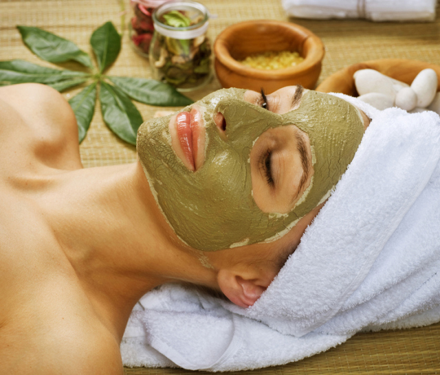 What masks for the face of aloe can be made
