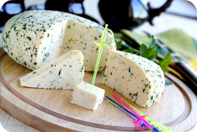 Как приготовить домашний сыр из творога и молока