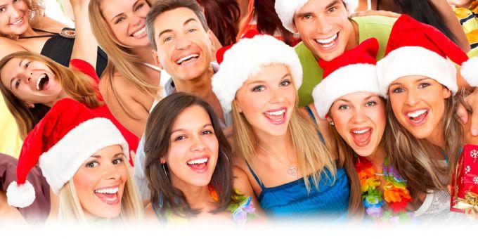 Как организовать Новый год дома с друзьями