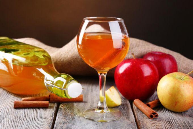 """Как приготовить вино """"Яблочное наслаждение"""""""