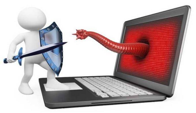 Как происходит заражение компьютера вирусом