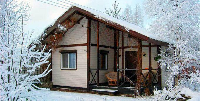 Как обеспечить быстрое прогревание дачного дома зимой