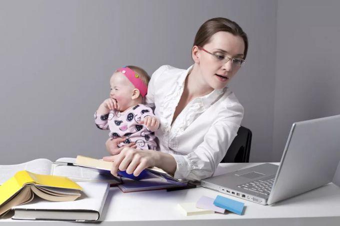 Как выйти на работу после декрета: советы и рекомендации