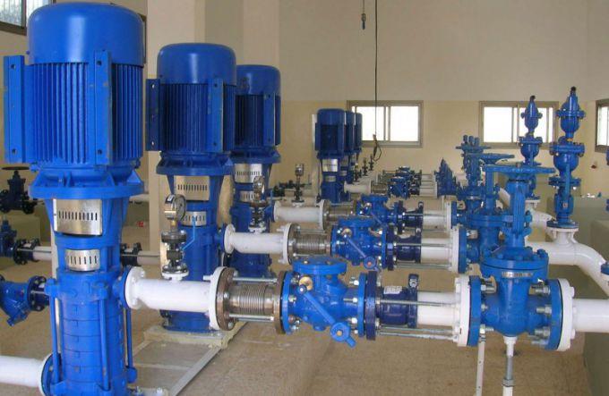 Оборудование насосной станции
