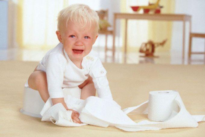 Диарея и пищевые расстройства приводят к ухудшению общего состояния и настроения ребенка