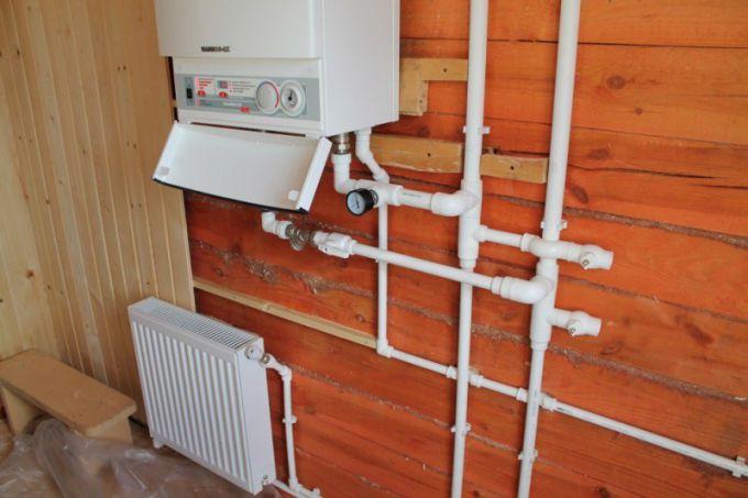 Расчет системы отопления частного загородного дома