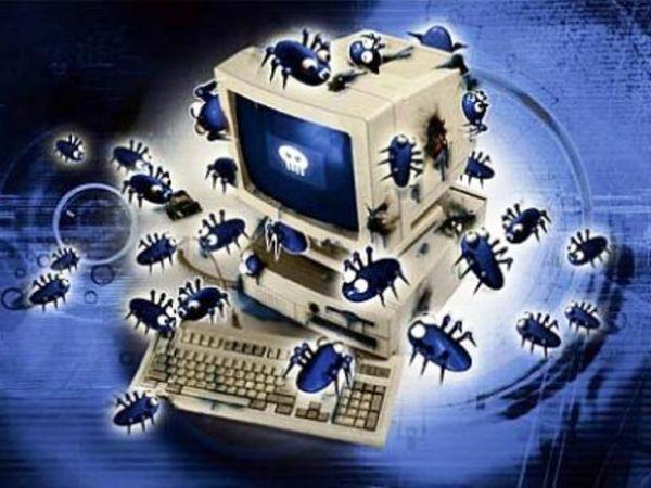 чем отличается компьютерный вирус от компьютерного червя