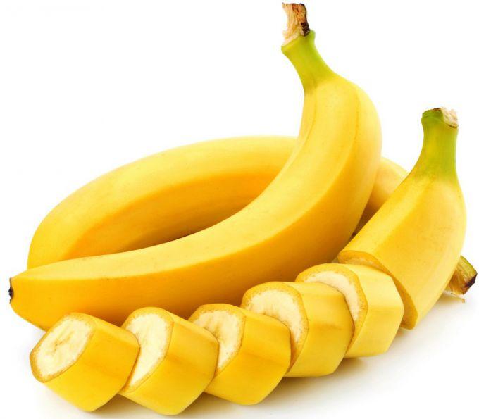 Почему нужно есть бананы вместе с кожурой
