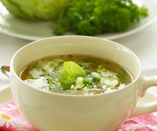 7-дневная диета на капустном супе: принципы и меню
