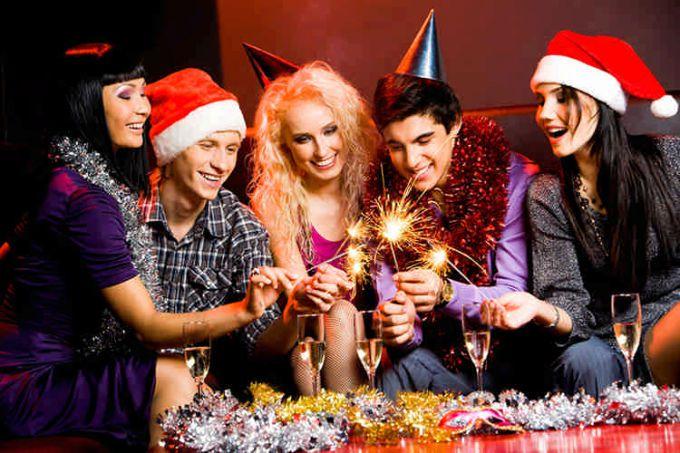 Новые взрослые конкурсы на новый год 2017